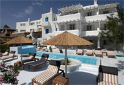 Nissaki Boutique Hotel - Mykonos Hotels by Red Travel Agency